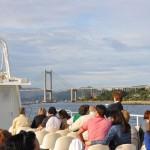 Paseo en barco por la Ría de Vigo