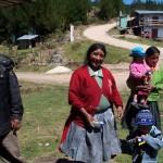 Familia peruana