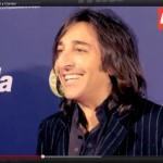 El cantante Antonio Carmona