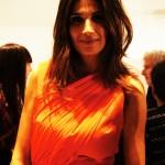 La actriz Elia Galera, presentadora de la gala