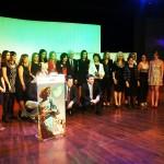 Ganadores y nominados en los Premios Cuida de Ti 2012