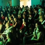 Entre el público, con Sylvia Superstar y Chayo Mohedano
