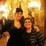 Pilar Muñoz y Elvira Jardón en los Premios Cuida de Ti 2012