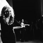 """La cantante Sylvia Superstar en los Premios """"Cuida de ti"""" 2012"""