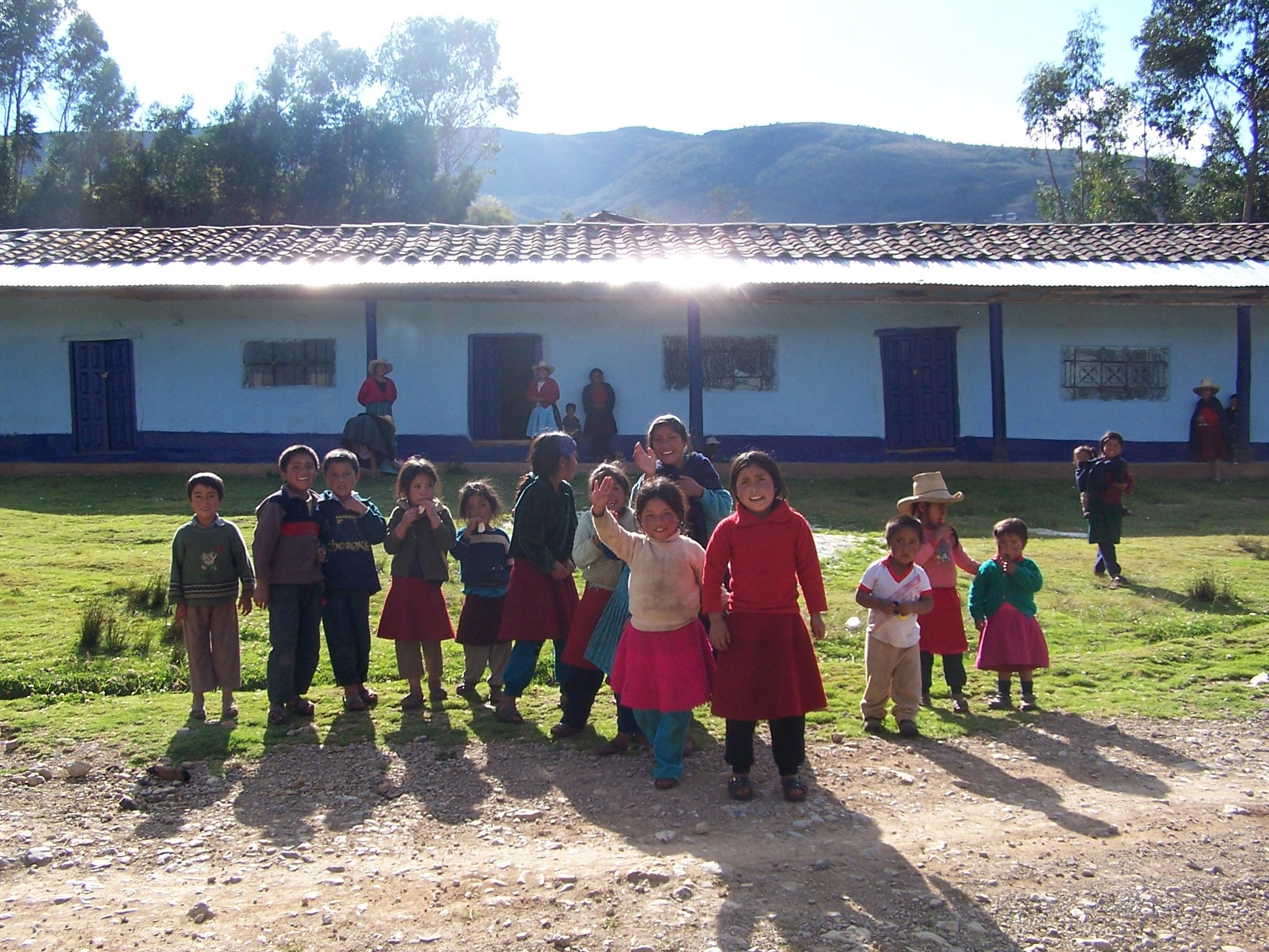 Escuela de Nueva Alianza (Peru)