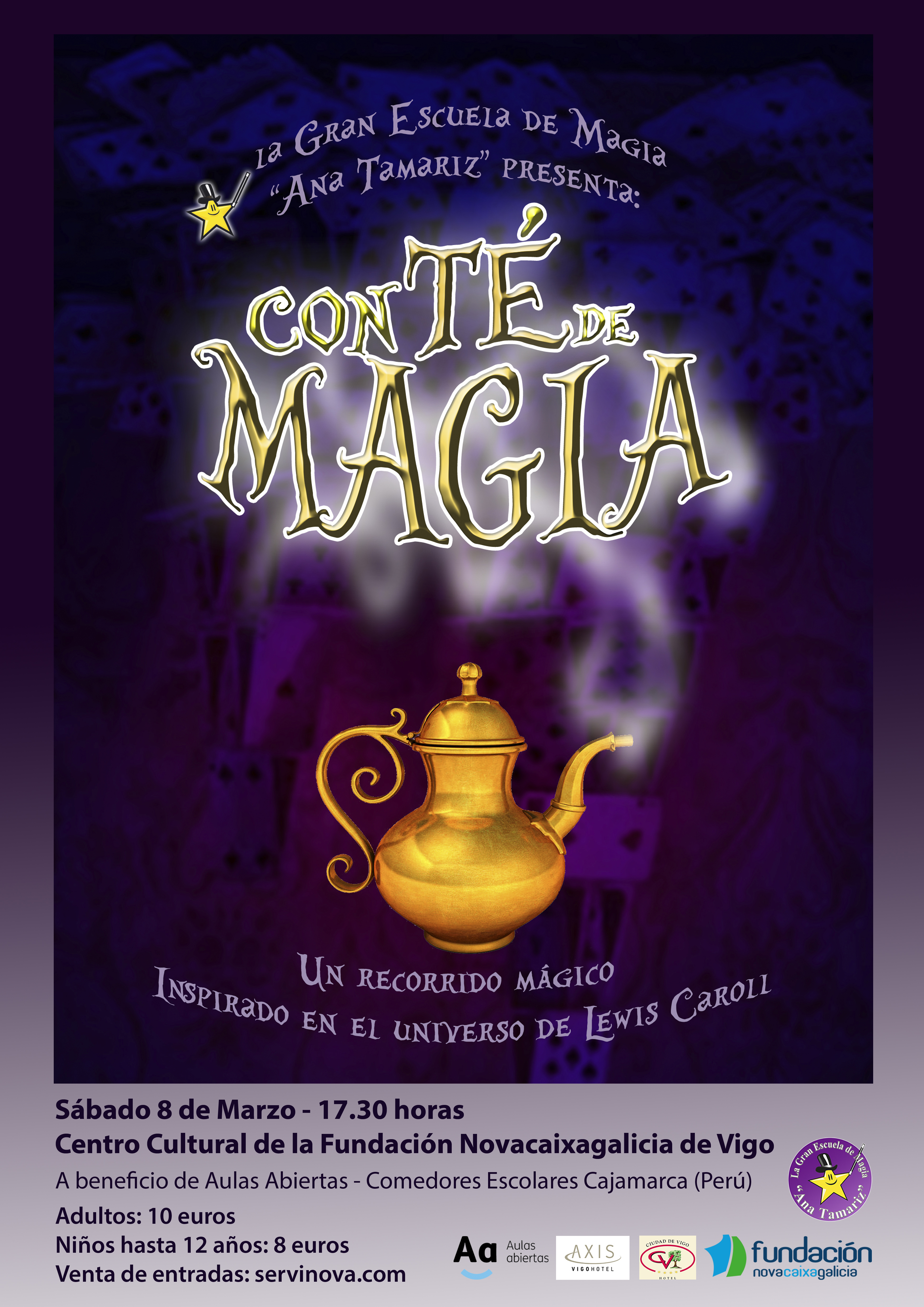 Con Té de Magia_Gran Escuela de Magia Ana Tamariz