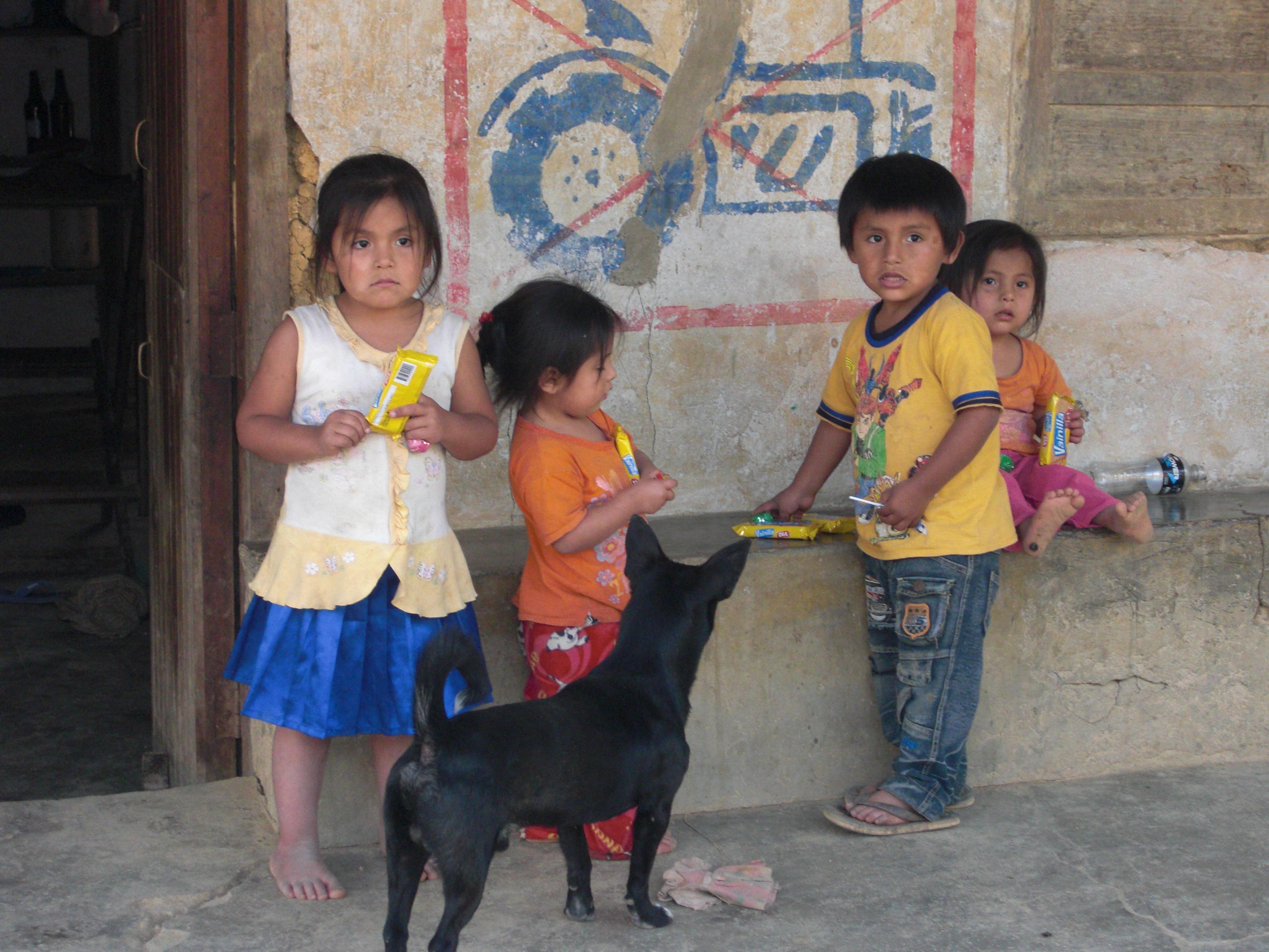 Pobreza perú