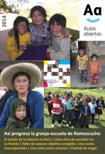 Revista Aulas Abiertas 2014