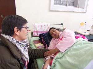 Ayuda médica de Aulas Abiertas Perú