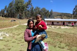 Ayuda médica Aulas Abiertas Perú